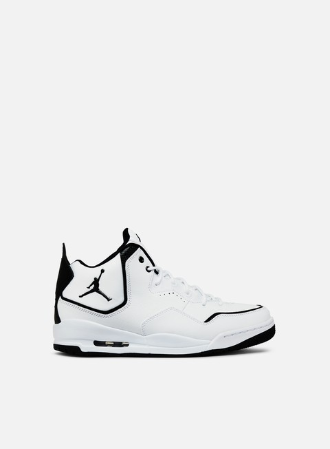 sneakers jordan courtside 23 white black