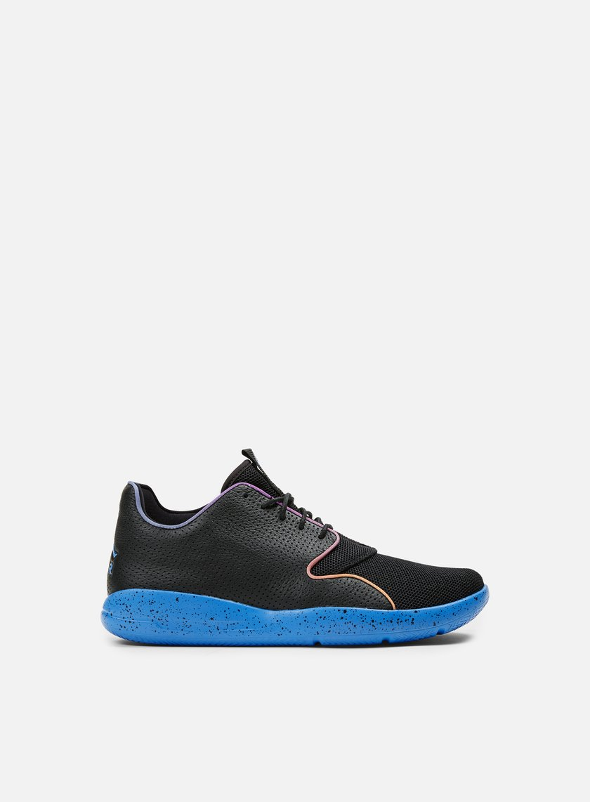 Jordan - Eclipse, Black/Photo Blue/Atomic Orange