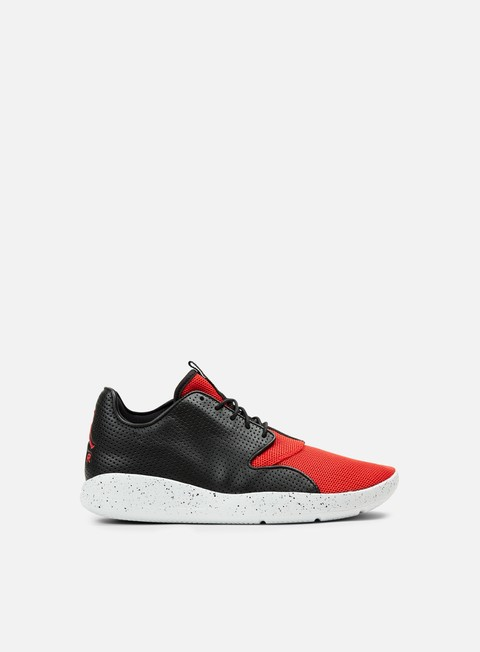 sneakers jordan eclipse black university red pure platinum