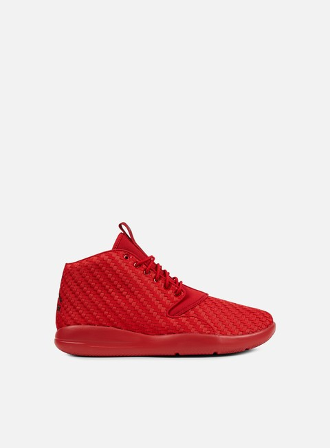 sneakers jordan eclipse chukka gym red black
