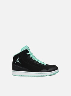 Jordan - Executive, Black/Hyper Turquoise/White 1