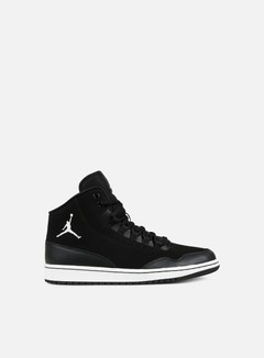 Jordan - Executive, Black/White/White