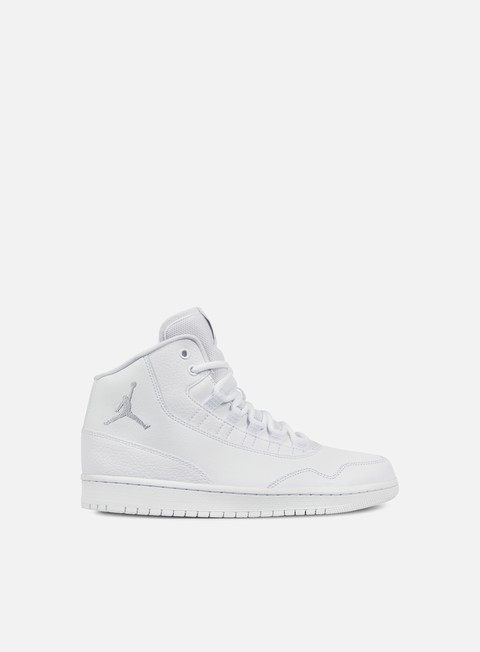 sneakers jordan executive white wolf grey white