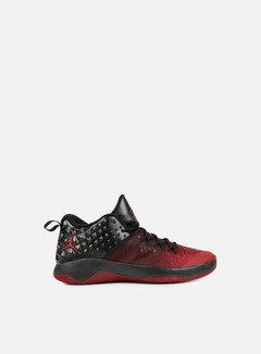 Jordan - Extra Fly, Gym Red/Black/White