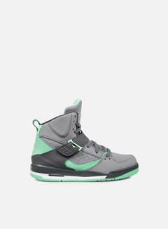 Jordan - Flight 45 High IP GG, Cement Grey/White/Dark Grey 1