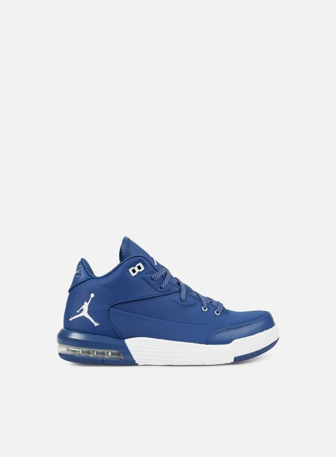 sneakers jordan flight origin 3 french blue white french blue