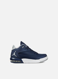 Jordan - Flight Origin 3, Midnight Navy/White