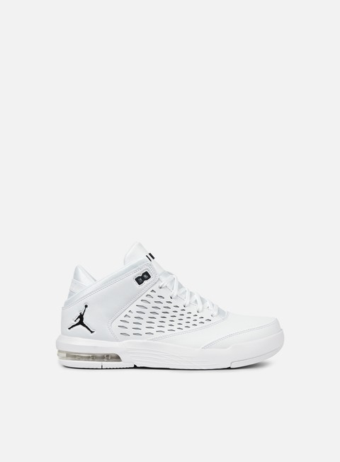 sneakers jordan flight origin 4 white black