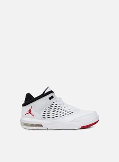 Jordan - Flight Origin 4, White/Gym Red/Black
