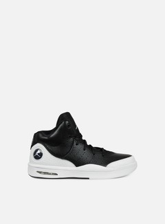 Jordan - Flight Tradition, Black/White 1