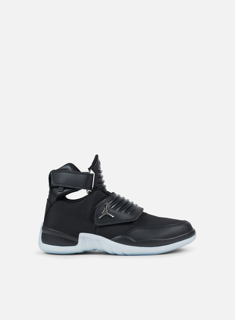 sneakers jordan generation 23 black black chrome