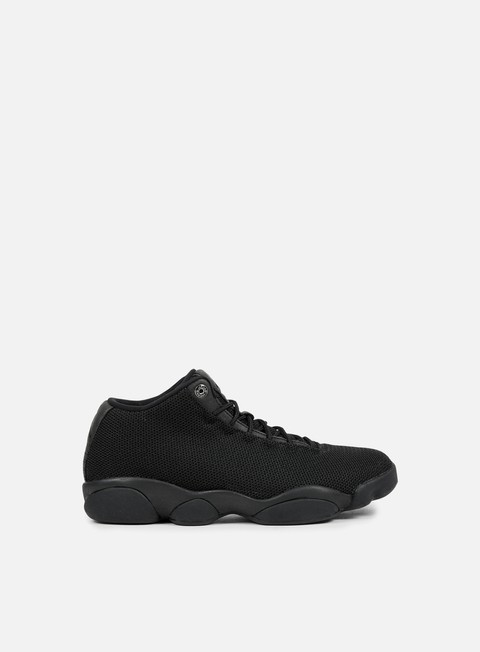 sneakers jordan horizon low black black