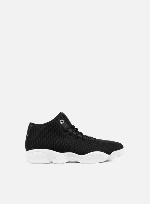 sneakers jordan horizon low black white
