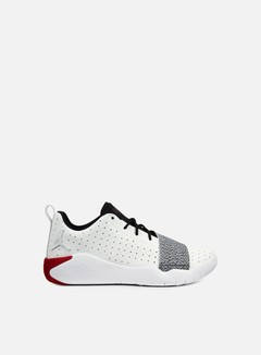 Jordan - Jordan 23 Breakout, White/White/Gym Red 1
