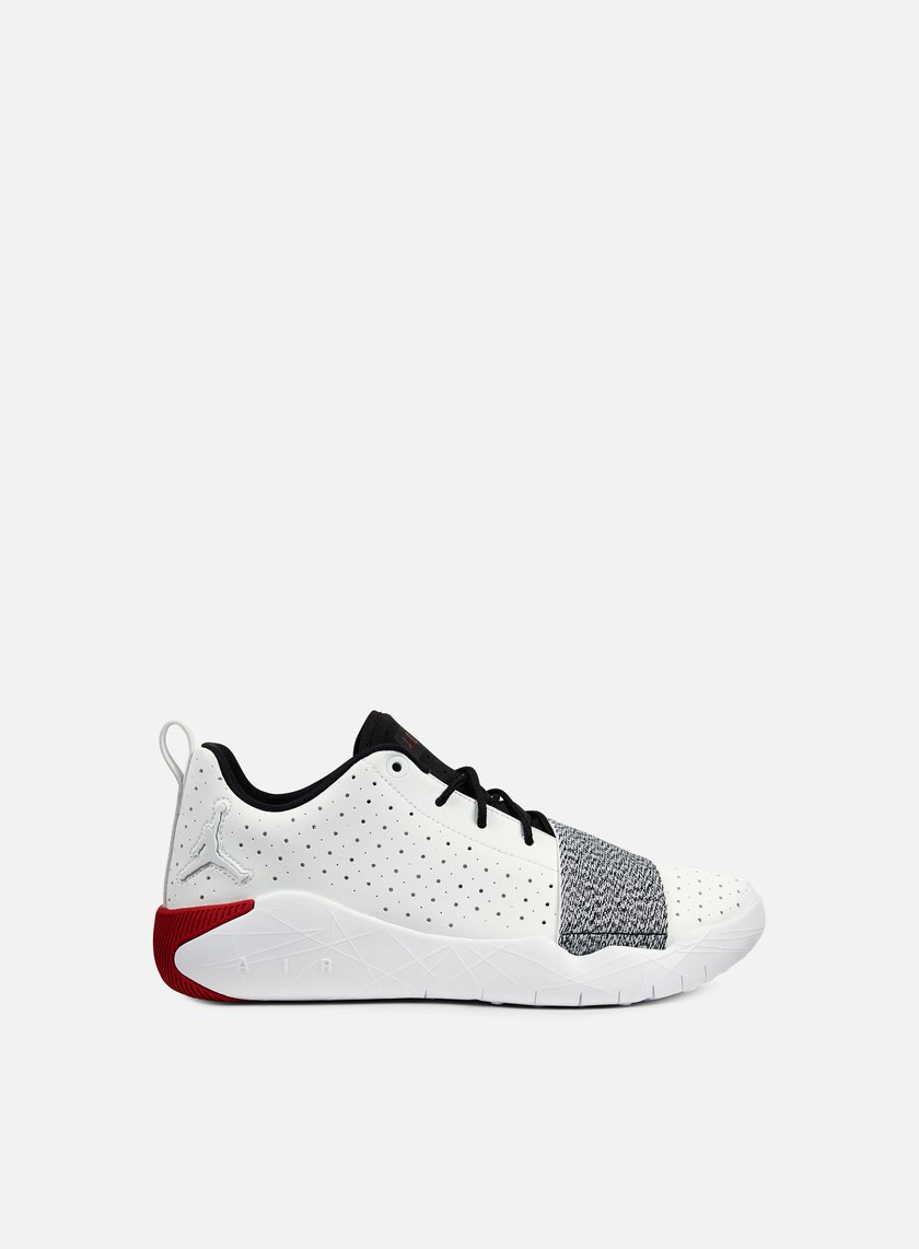 Jordan - Jordan 23 Breakout, White/White/Gym Red