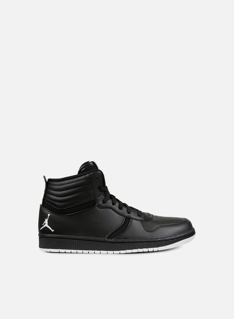 sneakers jordan jordan heritage black white black