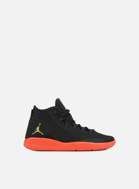sneakers jordan reveal black metallic gold coin infrared23