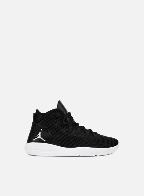 sneakers jordan reveal black white black