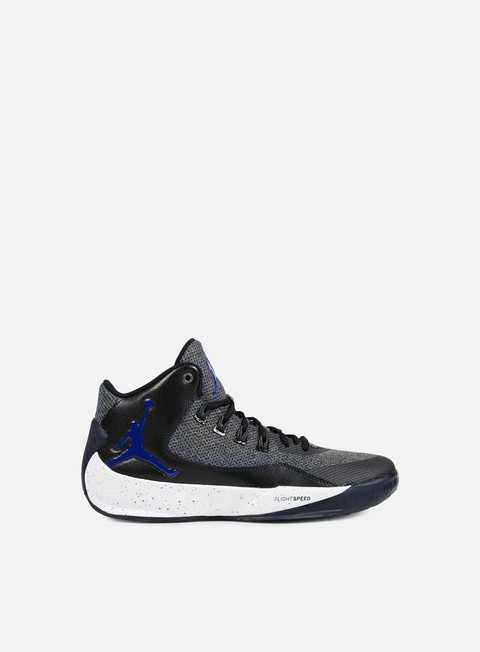 sneakers jordan rising high 2 dark grey concord black
