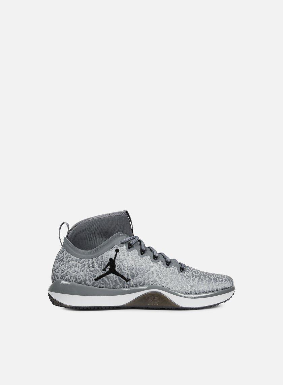 Jordan - Trainer 1, Cool Grey/Black/Infrared23