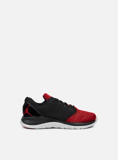Jordan - Trainer ST, Black/Gym Red/Wolf Grey