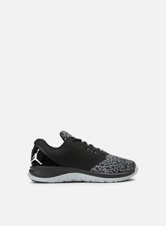 Jordan - Trainer ST, Black/White/Wolf Grey 1