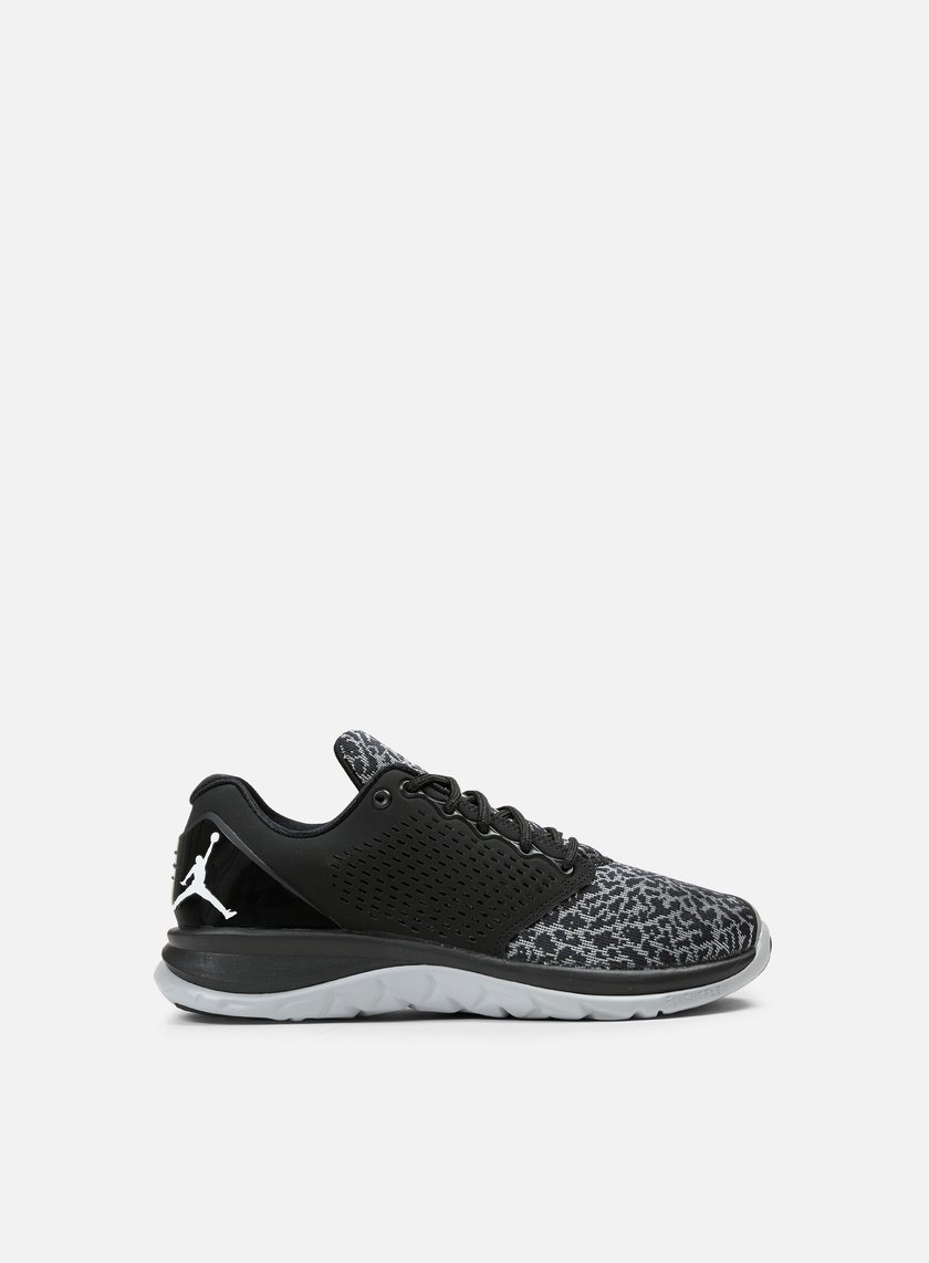 Jordan - Trainer ST, Black/White/Wolf Grey