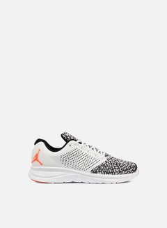 Jordan - Trainer ST, White/Infrared23/Black