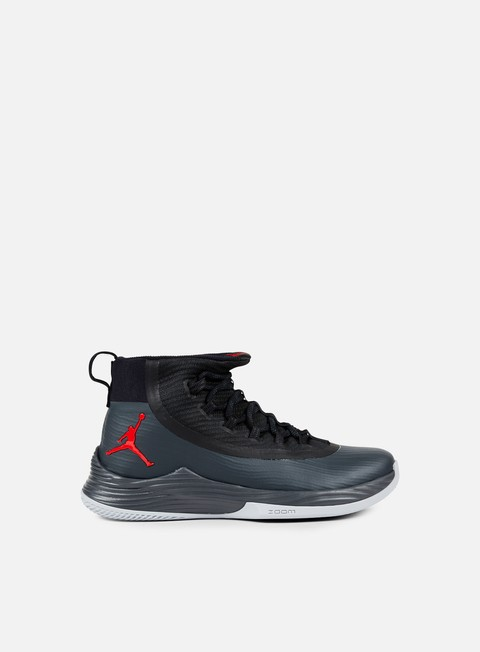 sneakers jordan ultra fly 2 black university red anthracite