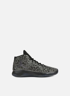 Jordan - Ultra Fly, Black/Metallic Hematite/Dark Grey 1