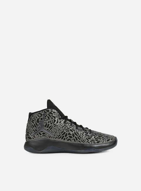 sneakers jordan ultra fly black metallic hematite dark grey