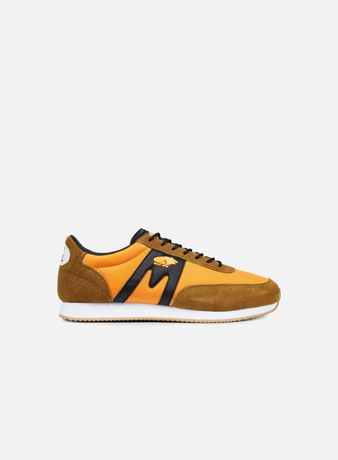 sneakers karhu albatross orange burnt orange