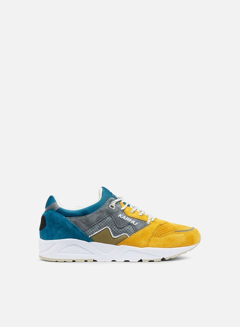 sneakers karhu aria blue coral golden rod