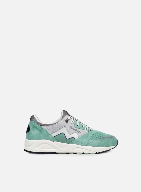 sneakers karhu aria smoke green alluminio