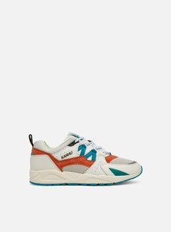 Karhu - Fusion 2.0, Lily White/Burnt Orange