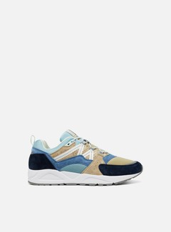 Karhu - Fusion 2.0, Moonlight Blue/Pale Olive Green