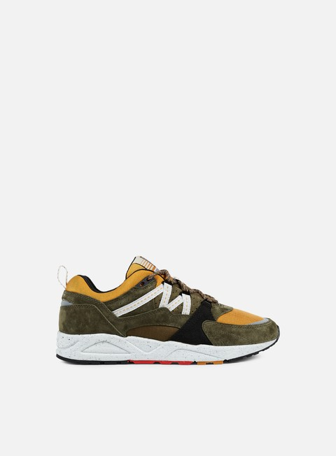 sneakers karhu fusion 20 olive night joia