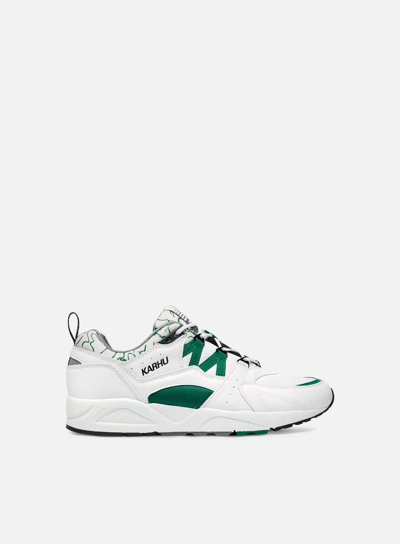 Karhu - Fusion 2.0, White/Ultramarine Grey - Sneakers