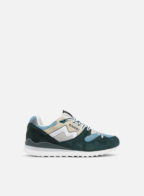 sneakers karhu synchron classic june bug white