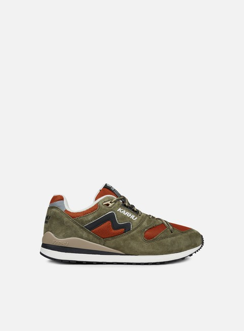 sneakers karhu synchron classic olive night maison