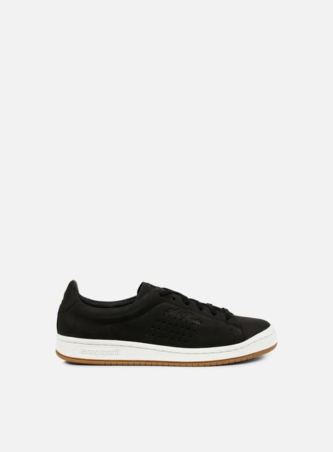 sneakers le coq sportif ashe prestige nubuck aerotop black
