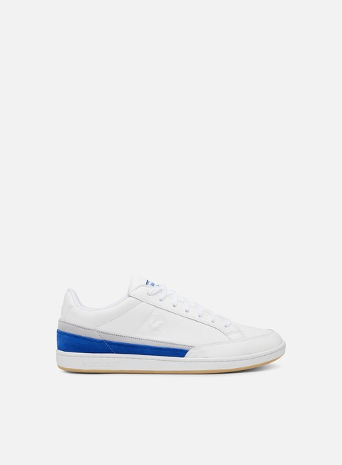 Sale Outlet Low Sneakers Le Coq Sportif Courtclay Tricolore