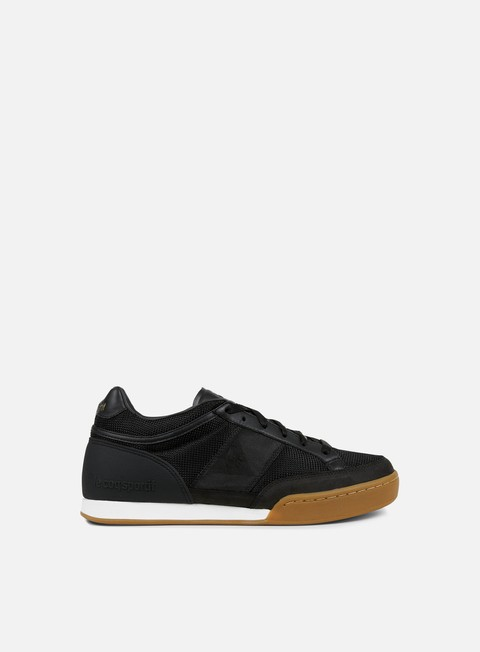 sneakers le coq sportif dominator mesh nubuck black