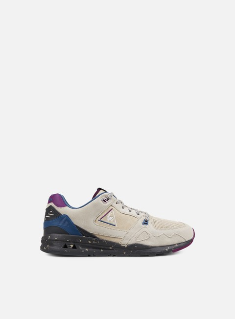 sneakers le coq sportif lcs r1000 90s outdoor grey morn
