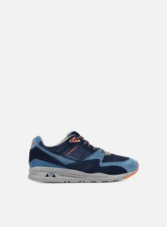 Le Coq Sportif - LCS R800 90s Outdoor, Dress Blue/Tiger 1