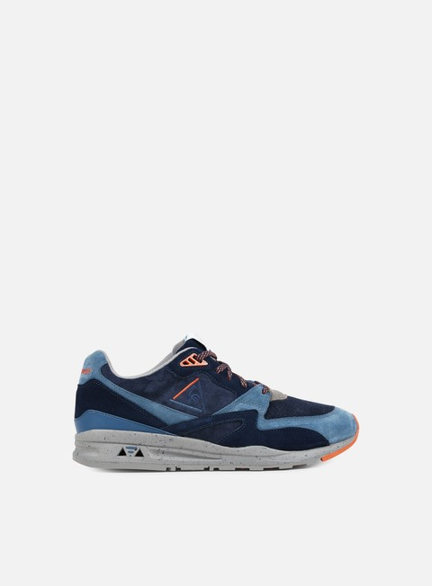 sneakers le coq sportif lcs r800 90s outdoor dress blue tiger
