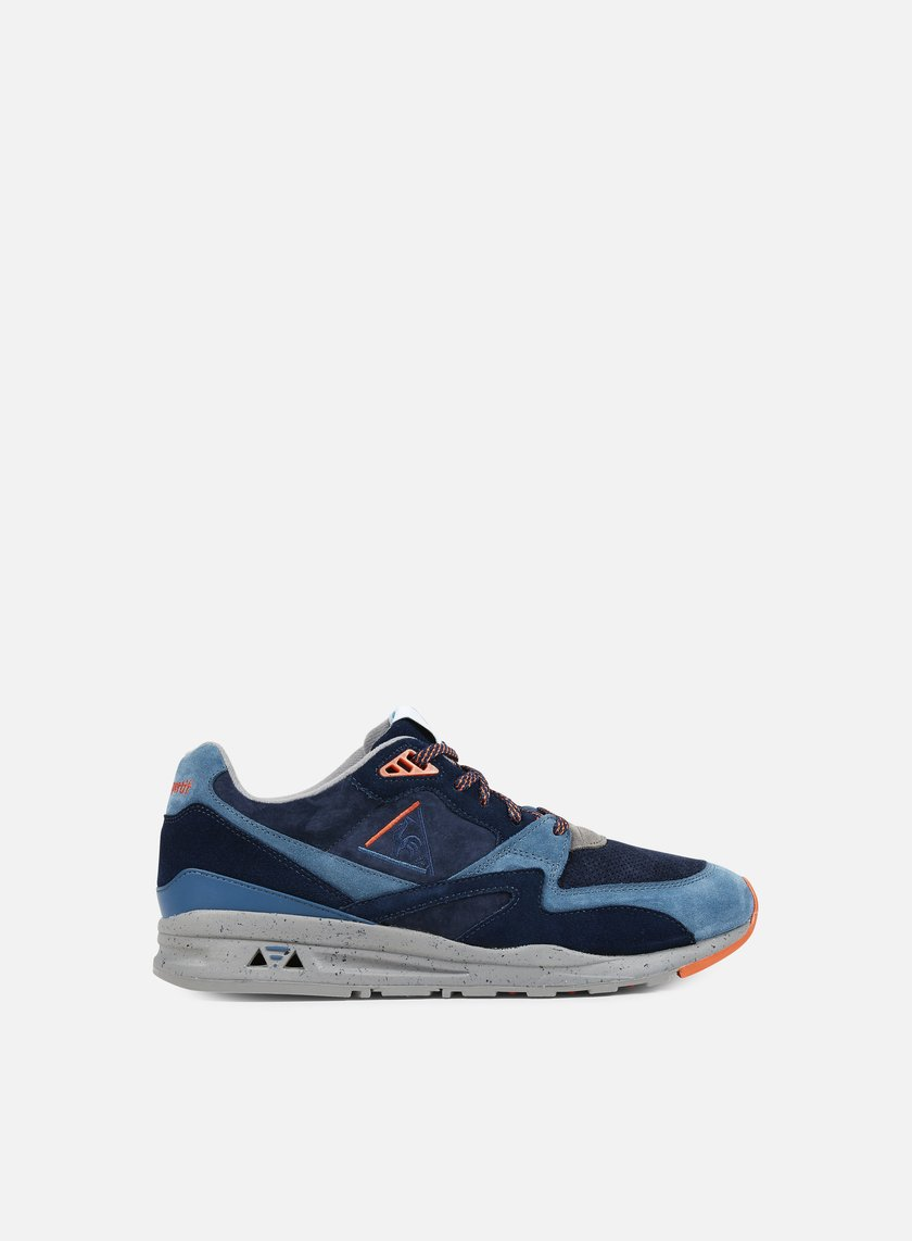 Le Coq Sportif - LCS R800 90s Outdoor, Dress Blue/Tiger