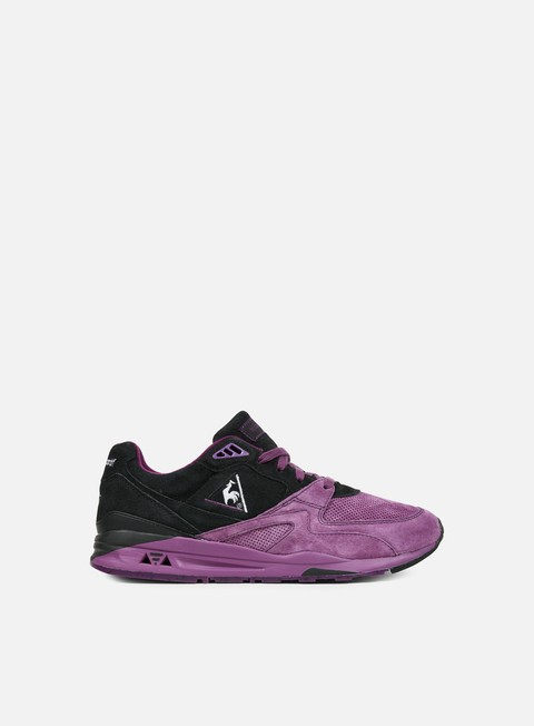 sneakers le coq sportif lcs r800 mineral black grape juice