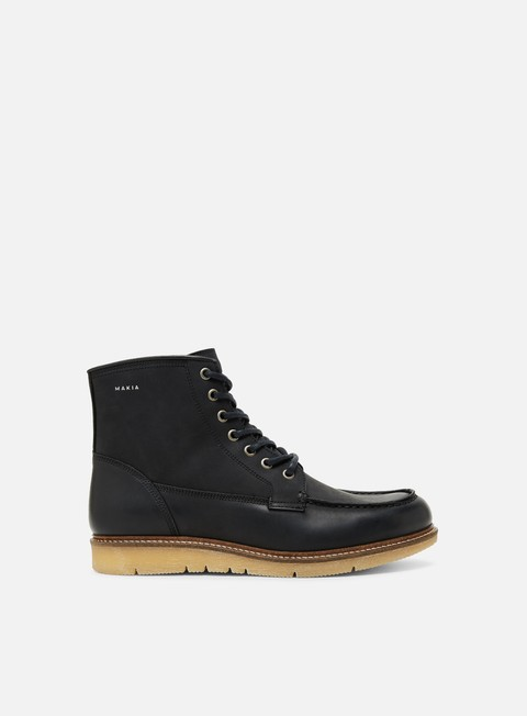 High Sneakers Makia Noux Boot