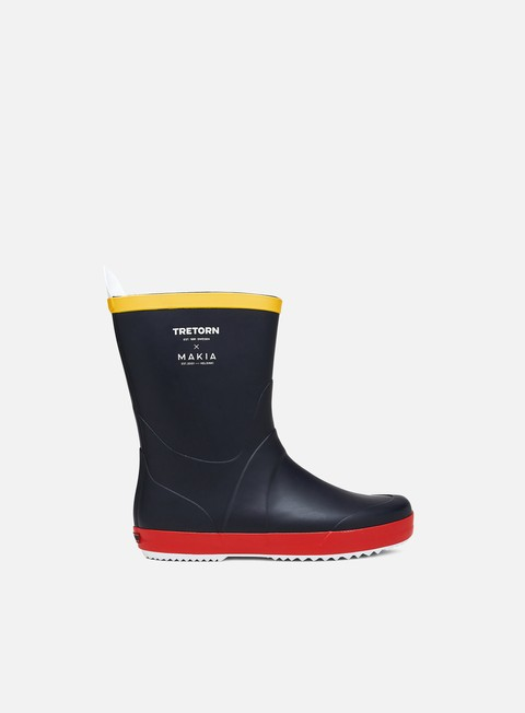 Winter Sneakers and Boots Makia Tretorn x Makia Rubberboot